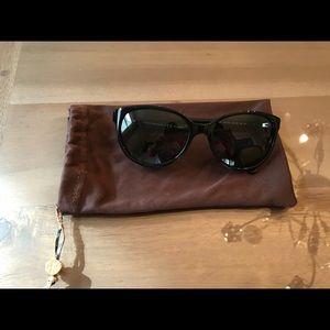 Blake and gold Tory Burch sunglasses